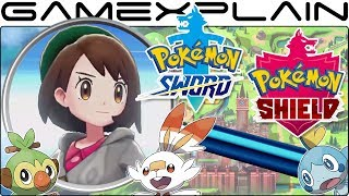 Pokémon Sword & Shield ANALYSIS - Reveal Trailer (Secrets & Hidden Details)