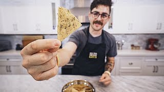 trying to make diy cool ranch doritos