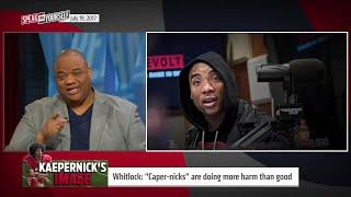 Jason Whitlock calls out Colin Kaepernick's defenders   SPEAK FOR YOURSELF