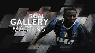 OBAFEMI MARTINS | All of his 49 Inter goals 🇳🇬🖤💙