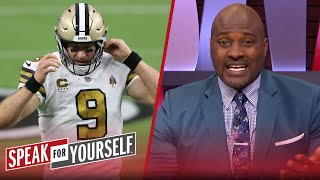 Drew Brees is not the issue with Saints' Week 2 loss to Raiders — Wiley | NFL | SPEAK FOR YOURSELF