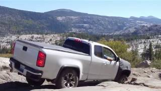 Colorado ZR2 Off-Road Truck Chapter 3: Rock Crawling | Chevrolet ...