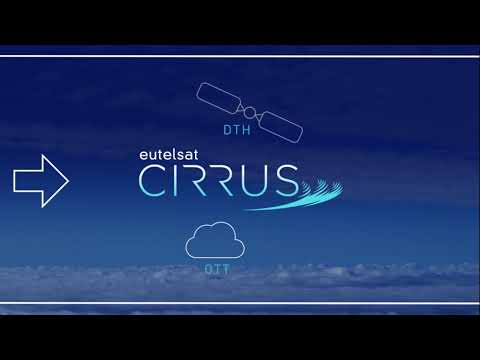 Eutelsat CIRRUS - your content simply anywhere