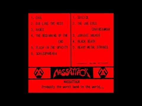 Massattack (Nld) - Black Death