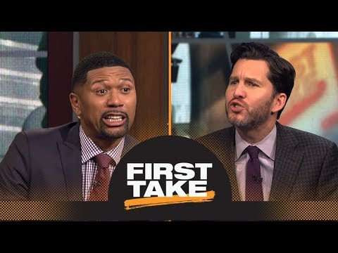 Jalen and Will debate if Colin Kaepernick deserves NFL Man of the Year | First Take | ESPN