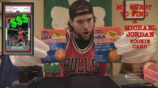 My Quest To Find A Michael Jordan 1986 Fleer Rookie Card (2 Packs on eBay cost $579) | L.A. BEAST