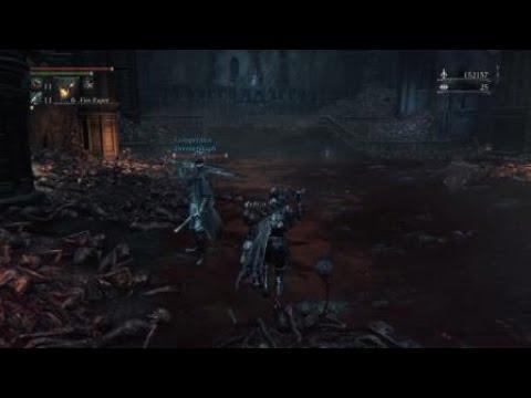 Bloodborne™   ludwig co op battle