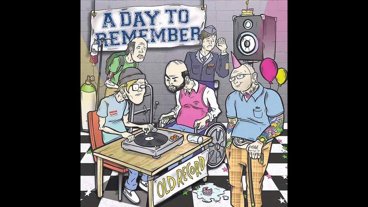 A Day To Remember - Old Record (FULL ALBUM) - YouTube A Day To Remember Old Record
