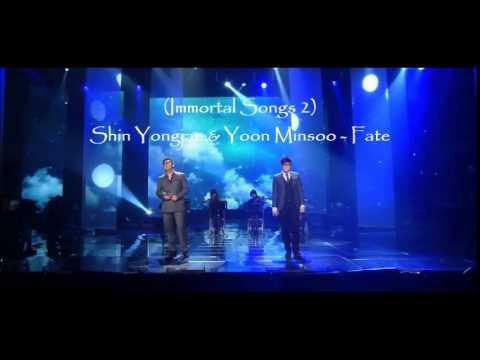(Immortal Songs 2) Shin Yongjae & Yoon Minsoo - Fate