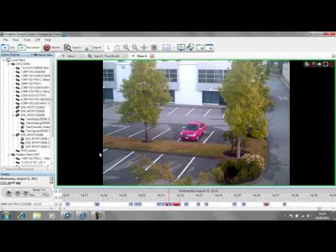 Avigilon Thumbnail Search Demonstration by AlertSystems Ltd