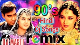 New year party mix 2019 - Nonstop 90s Hindi dj song High bass Dholki 2018- Hindi Dj song