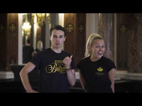 M&S   Sparks members take to the dancefloor with Strictly Ballroom the musical