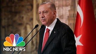 Turkey's Erdogan: U.S. Must Keep Its Promises In Syria | NBC News