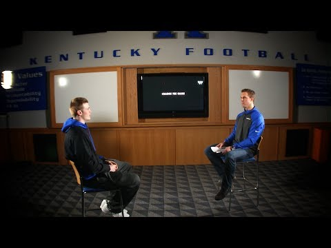 Kentucky Wildcats TV: Tim Couch and Drew Barker 1 on 1 Pre-National Signing Day