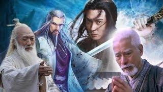 Tiêu Dao Tử, Vo Danh Thần Tăng, Trương Tam Phong và Độc Cô Cầu Bại| Ai Mạnh Hơn?