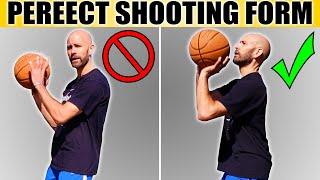 How To Shoot A Basketball For Beginners! Basketball Basics [SECRETS]