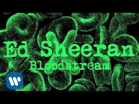 Ed Sheeran - Bloodstream [Official]