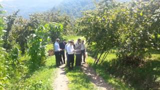 Yokuşbaşı Köyünde Bayram ziyaretleri