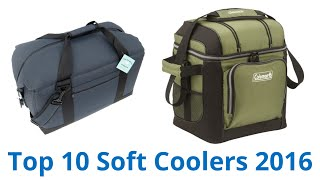 10 Best Soft Coolers 2016