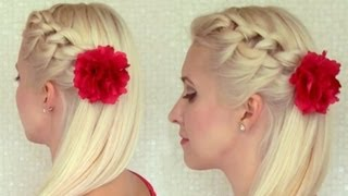 Prom Hairstyles for Long Hair with Headband