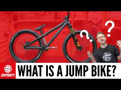 What Is A Dirt Jump Mountain Bike""