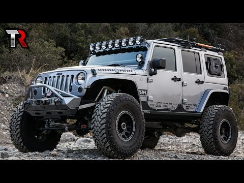Iron Man, The 5 Year Jeep Wrangler Build - Walk Around