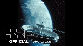 Tenne - Satellite (official visualizer)