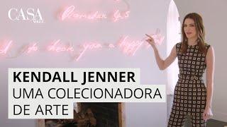 Kendall Jenner abre as portas de sua casa | CASA VOGUE