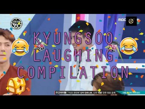 [EXO] D.O KYUNGSOO LAUGHING COMPILATION 😂