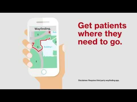 Verizon Intelligent Track and Trace platform: with Intelligent Hospital