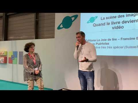 Vidéo de Francine Bouchet