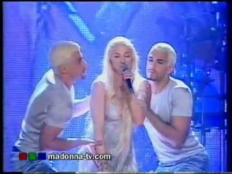 Madonna- Bedtime Story (Live Brit Awards 1995)
