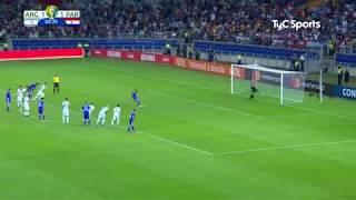 ARGENTINA 1 VS 1 PARAGUAY COPA AMERICA 2019 TyC Sports