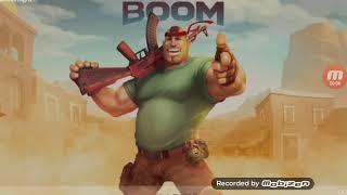لعبة BOOM     -