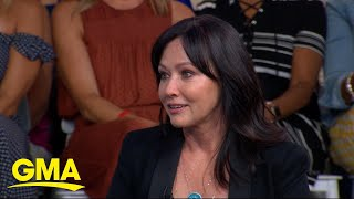 Shannen Doherty discusses what to expect from 'Beverly Hills, 90210' reboot l GMA