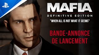 Mafia: definitive edition :  bande-annonce VOST