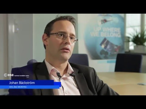 ESA BIC - the first space incubator in the Nordics