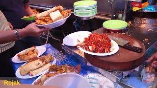 10 món ăn đường phố Malaysia cuốn hút khách du lịch nhất