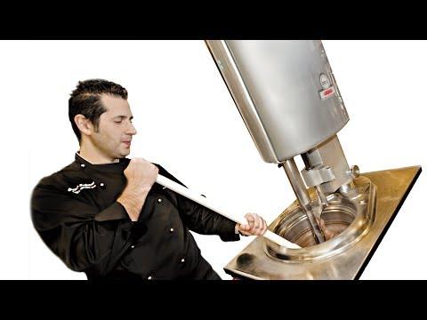 EFFE 6 by Cattabriga - How to Make the Best Artisan Gelato, Ice Cream, Sorbet