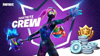 Welcome to the Fortnite Crew | Announce Trailer