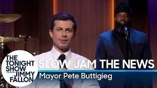 Slow Jam the News with Mayor Pete Buttigieg