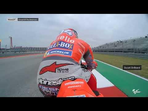Americas GP: Ducati OnBoard