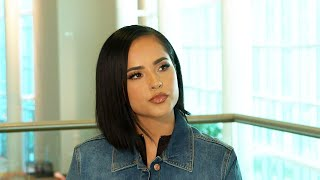 Becky G on Mental Health and the Pressure to Get Engaged to Boyfriend Sebastian Lletget