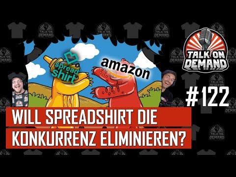 Episode 122 – Spreadshirt vs. Amazon – der wahre Grund hinter Jeff Bezos Rücktritt?