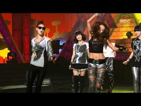 After School - Diva, 애프터스쿨 - 디바, Music Core 20090613