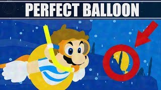 What is the Best Way to Hide a Balloon in Super Mario Odyssey?