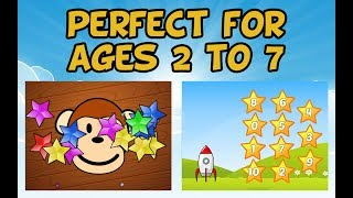 Preschool Kids Learning : ABC- Number-Colors - ABC Phonics Numbers Shapes & Colors-ABC Learning game