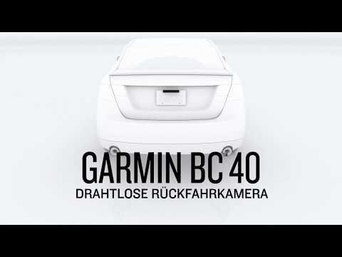 Drahtlose Rückfahrkamera BC40 von Garmin