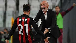 Juventus 0:3 AC Milan | Serie A Italy | All goals and highlights | 09.05.2021