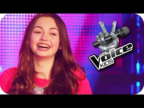 Outside - Ellie Goulding (Renée)   The Voice Kids 2015   Blind Auditions   SAT.1